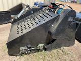 2021 TOPCAT ECSSLR 72 In....Hydraulic Landscape Rake Skid Steer Attachment