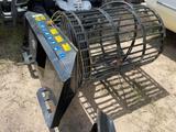 2021 MOWER KING SSRP 30 In. Hydraulic Rock Picker Skid Steer Attachment