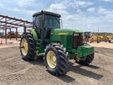 John Deere 7810 Farm Tractor