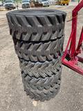 Bobcat Tires Set of 5