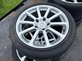 4 ContiProContac Tires with Porsche Rims. Used