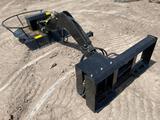 2021 TOPCAT BDRC 48 In. Hydraulic Articulating Skid Steer Brush Cutter