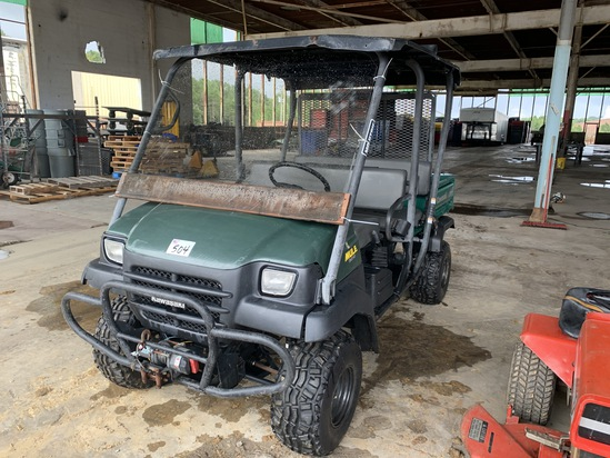Kawaski 3010 Mule 4x4 4 Seats Longbed Conversion