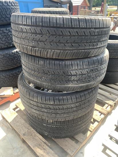 Set of 4 Wheels & Tires