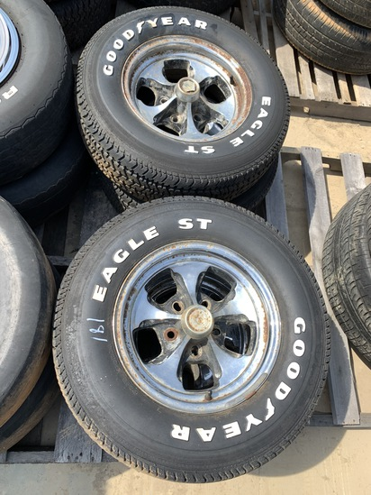"""Keystone 14"""" Wheels"""