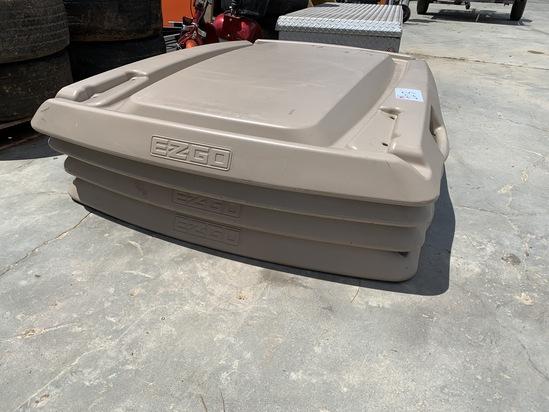 EZ-GO golf cart tops (Quanity of 4)