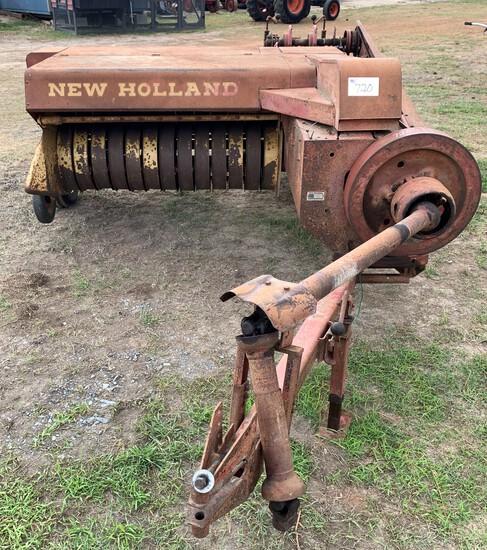 New Holland Hayliner 269 - Square Baler
