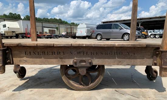 Lineberry N. Wilksboro NC Cart
