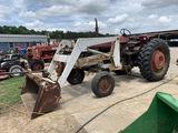 Massey Ferguson 180 Diesel with loader