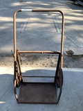 Big Wheel Torch Cart