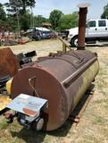 Diesel fired Burn-Easy Incinerator