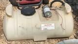 15 Gallon Tank with 12 Volt Pump