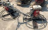 Honda Trowel Concrete Machine 10hp