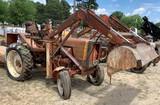 Russian Tractor w/ Brantley Loader