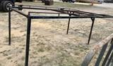 Ladder Racks off 8ft service body truck