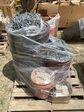 Mixed Lot of Rebar Tying Supplies