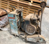 Target Concrete Saw with Wisconsin Engine