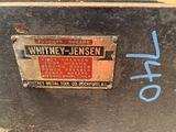 Whitney Jensen Punch
