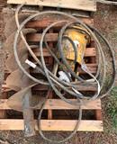 Hydraulic Pole Digger 12