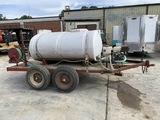 500 Gallon Washer with Trailer