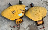 (2) Clam Shell Fenders