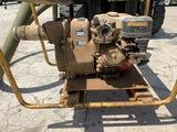 Wacker Water Pump Intake/Discharge