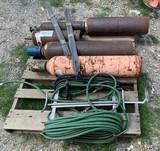 Torch Tank Braising Rods/Hoses