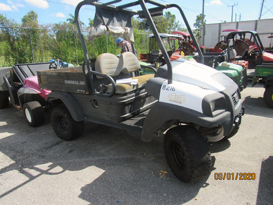 2007 Club Car Carry All 295 Utility Vehicle