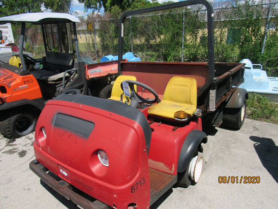 2004 Toro Workman 3300-D Utility Vehicle