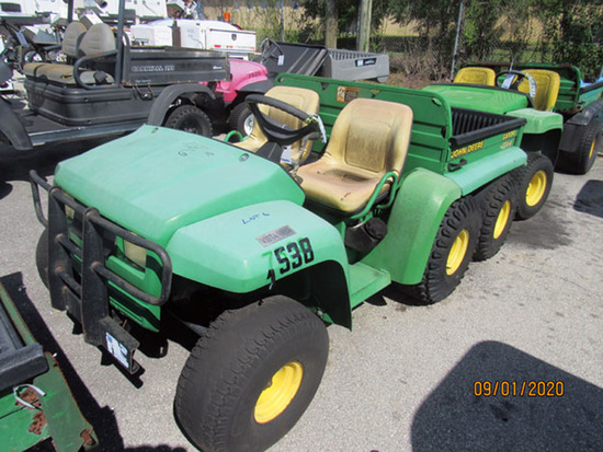 2003 John Deere Gator 6X4 Utility Vehicle