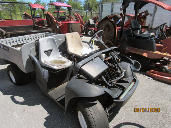 2004 Toro Workman 3300 Utility Vehicle