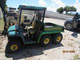 1996 John Deere Gator 6X4 Utility Vehicle