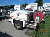 2005 Pressure Cleaning Trailer