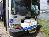 2006 New Flyer Articulated Transit Bus