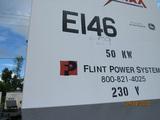 2006 Flint Power Systems (PowerMAX) Trailer-Mounted Generator