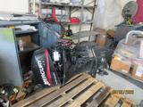 Mercury 40 HP Outboard Motor