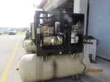 Ingersoll Rand Intellisys Air-Compressor