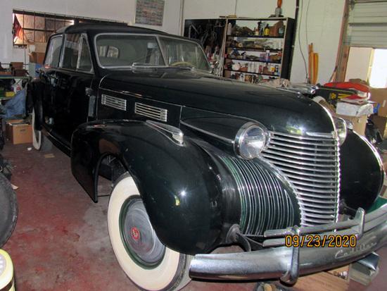 1940 Cadillac Limousine - Fleetwood Body