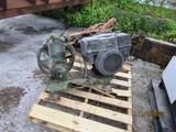 Kohler Powered Air-Compressor