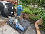 (3) Water Pumps