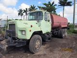 1988 Mack Water Truck