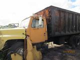 1984 International Yellow Cab - Trash Truck Body