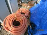 (2) Reels heavy-Duty Water Hose