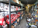 40 Foot Storage Container & Contents
