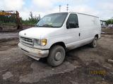 2002 Ford Work Van