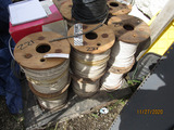 Assorted Pallet of Wire
