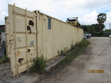 40 Foot Storage Container (North Side of Site)