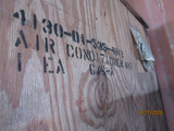 (4) HUMVEE Military Air-Conditioning Units