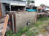 Stainless Steel Bank Vault Door & Jam