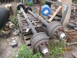 (2) Heavy-Duty Axles